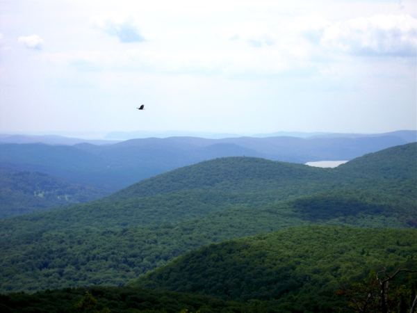 Mount Beacon southwest view